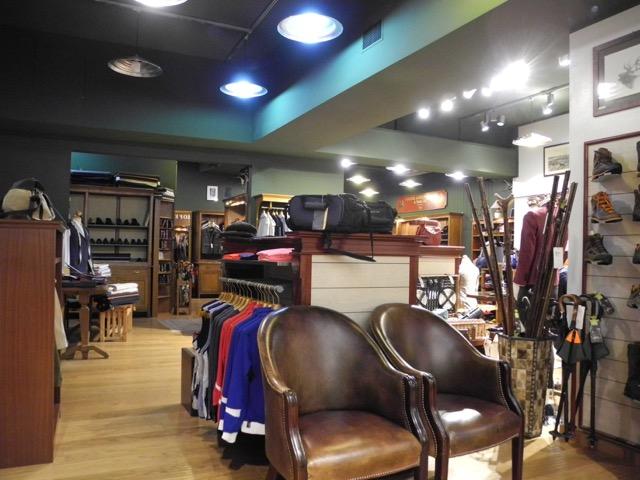 Ravizza store ufficiale piano inferiore